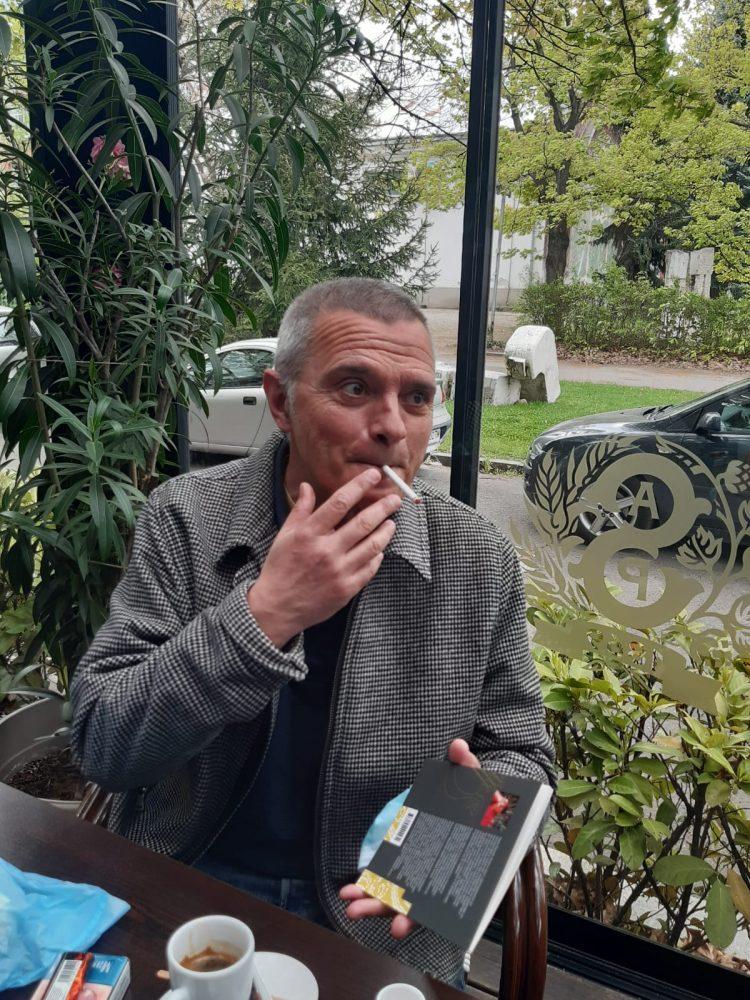 "Anton Baeb העורך , מנהל פסטיבל ""אורפאוס"